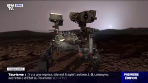 La NASA prépare le décollage d'un robot qui doit nous ramener des échantillons de la planète Mars