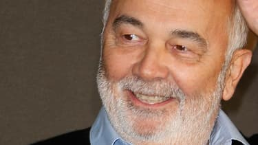 Gérard Jugnot en 2014.