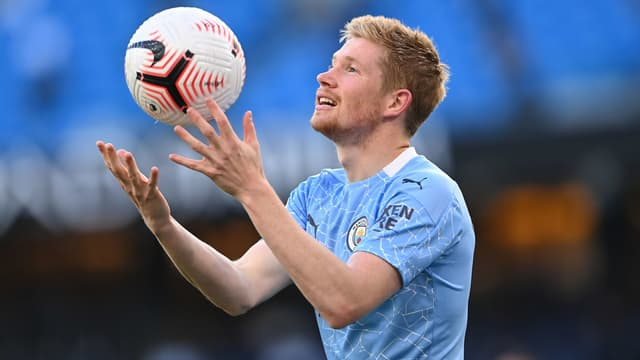 Kevin de Bruyne - Man. City