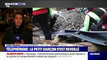 Italie: le petit garçon de 5 ans rescapé de l'accident de téléphérique s'est réveillé