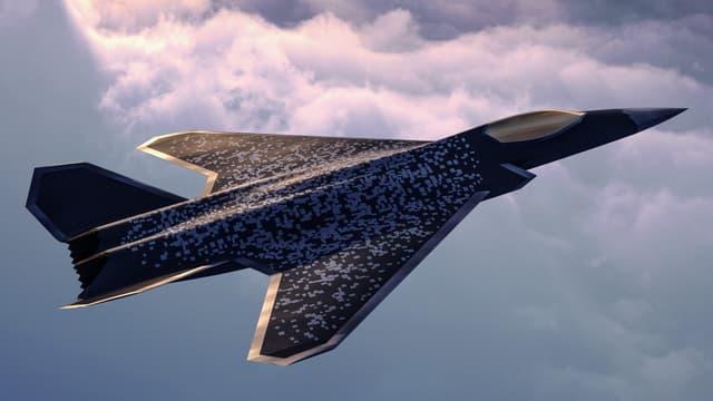 """""""Le SCAF est vital pour l'Europe. (...) Nous parlons de la construction de la prochaine génération d'avions de combat mais aussi de capacités de guerre électronique, des véhicules sans pilote et des drones volant en grappe"""", déclare le président d'Airbus."""