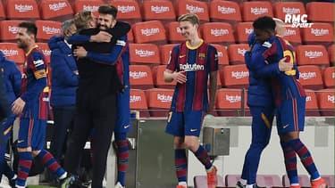 """Barça : Koeman fier """"de l'union retrouvée et de l'ambiance dans l'équipe"""""""