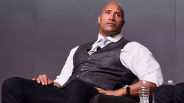 Dwayne Johnson, le 9 novembre 2015