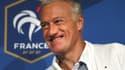 Didier Deschamps soutient son président actuel à la FFF, Noël Le Graët.