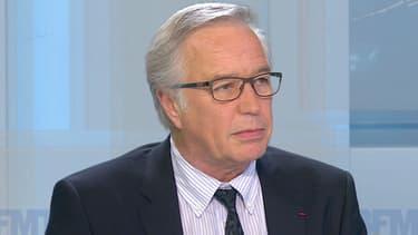 François Rebsamen espère que 2015 sera meilleure que 2014 sur le front de l'emploi