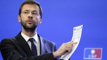 Jérôme Lavrilleux, ancien directeur de campagne de Nicolas Sarkozy.