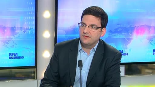"""Olivier de la Clergerie, patron de LDLC, a annoncé l'ouverture de """"L'Ecole"""", une formation aux métiers du numérique."""