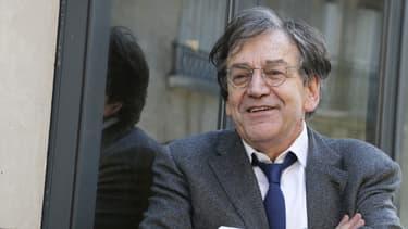 Alain Finkielkraut a été nommé à l'Académie Française.