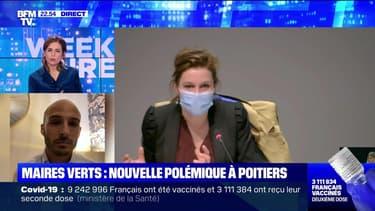 Maires verts: nouvelle polémique à Poitiers - 03/04