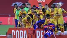 Coupe du Roi : Le FC Barcelone sacré en corrigeant Bilbao (4-0)