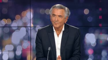 Bernard-Henri Lévy sur notre antenne ce mercredi soir.