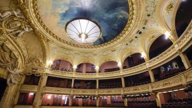 Le Théâtre National de l'Opéra Comique (photo d'illustration).