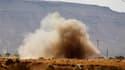 Tirs d'artillerie des forces de Mouammar Kadhafi contre des positions insurgées près de Tiji, dans l'ouest de la Libye, jeudi. Alain Juppé a nié jeudi que le conflit soit menacé d'enlisement mais a reconnu que la coalition internationale avait sous-estimé