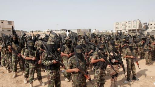 Groupes d'entraînements terroristes au Yémen