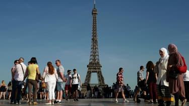 La réorganisation de l'accueil à la Tour Eiffel ne fait pas l'unanimité.