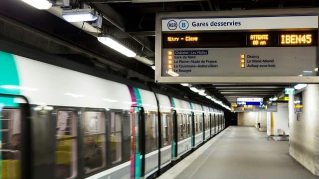 Laurent Saint-Martin (LaREM) a annoncé qu'Île-de-France Mobilités bénéficierait d'une aide financière. (Image d'illustration)