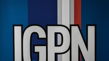 Le logo de l'IGPN - Image d'illustration