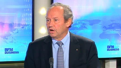 Jérôme Stoll, le directeur général délégué à la performance de Renault était l'invité de Stéphane Soumier dans Good Morning Business mercredi 2 octobre.