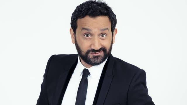"""Cyril Hanouna, présentateur de """"Touche pas à mon poste"""" sur D8"""