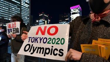Tokyo, au Japon, le 24 mars 2020.