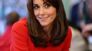 Kate Middleton, duchesse de Cambridge, le 15 décembre 2015.