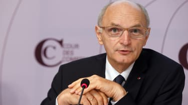 Le président de la Cour Didier Migaud s'inquiète du poids croissant de la dette.