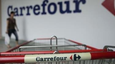 Carrefour aurait aussi commencer à regagner des parts de marchés