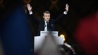 Emmanuel Macron Les Coulisses D Une Victoire Un Documentaire Diffuse Lundi Sur Tf1