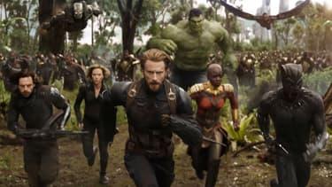"""Avengers: Infinity War"" sortira dans les salles obscures, le 25 avril 2018"