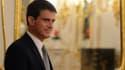 Manuel Valls à Prague lundi 8 décembre