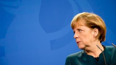 """Angela Merkel est de nouveau classée comme la femme la plus puissante du monde, selon """"Forbes""""."""