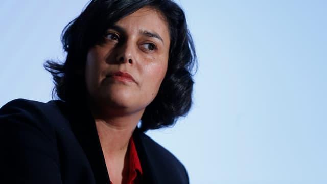 Myriam El Khomri, le 3 février 2016.