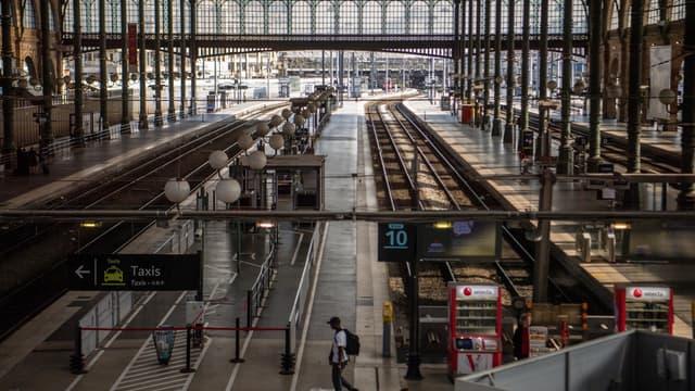 Les conditions de trafic s'améliorent à la SNCF.