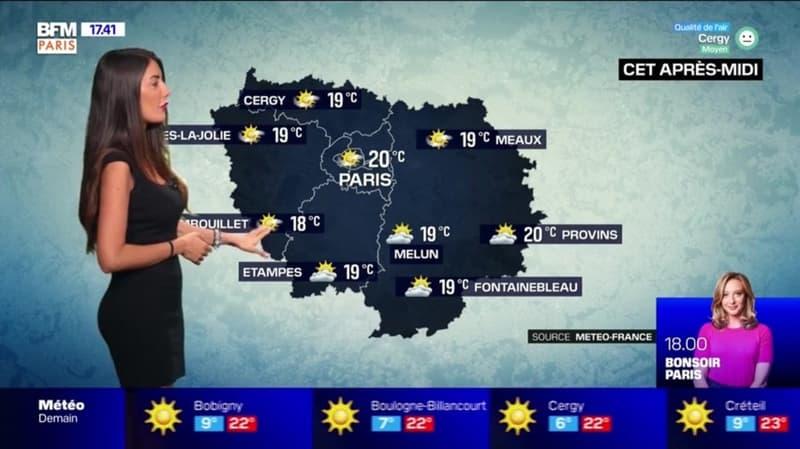 Météo Paris-Ile de France du 21 septembre: Du soleil avec un léger voile nuageux