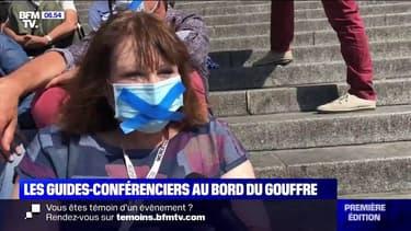 Coronavirus: le métier de guide-conférencier en danger