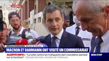 """Gérald Darmanin: """"Les maires qui le voudront pourront entrer dans l'expérimentation"""" sur les pouvoirs élargis de la police municipale"""