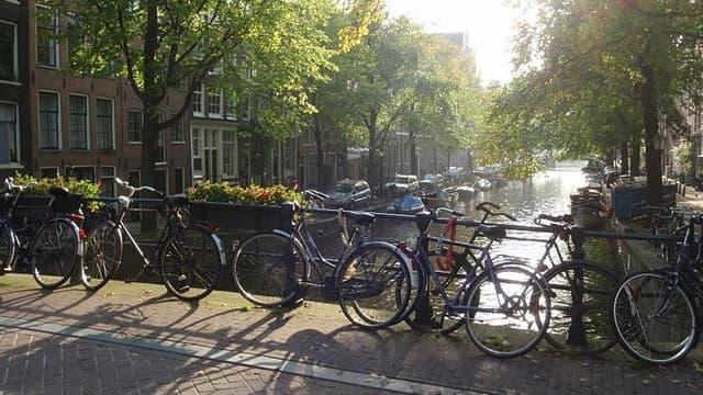 A l'instar des Pays-Bas, la France veut populariser la pratique du vélo