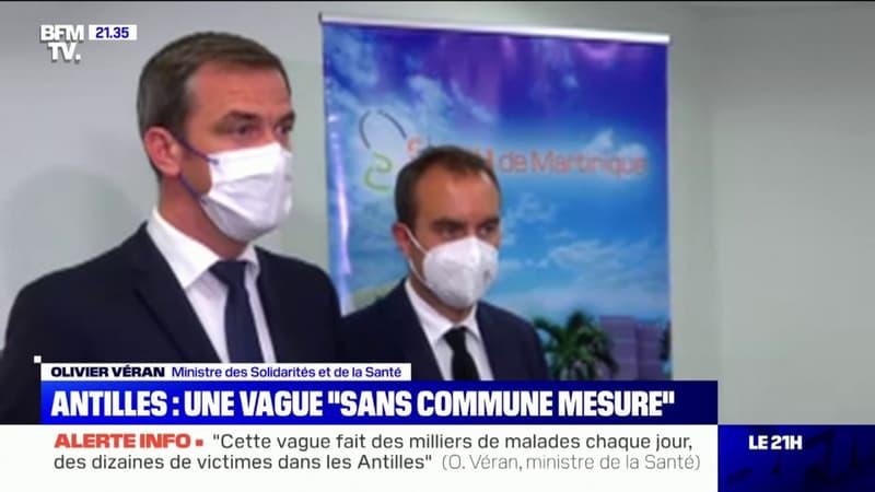 """Olivier Véran sur la vaccination: """"L'heure n'est plus au doute"""""""