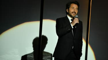 Edouard Baer au Festival de Cannes en 2018