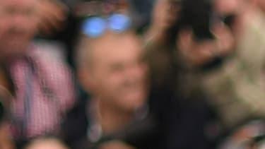 Xavier Dolan lors du Festival de Cannes 2016