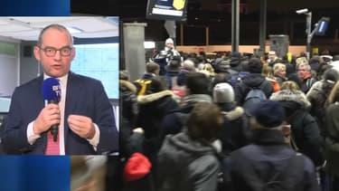 Patrick Jeantet, directeur de SNCF Réseau