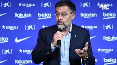 """Barça : Bartomeu placé en garde à vue dans le cadre du """"Barçagate"""""""