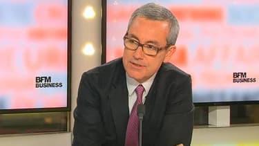 Jean-Pierre Clamadieu était l'invité de BFM Business, ce lundi 6 janvier.