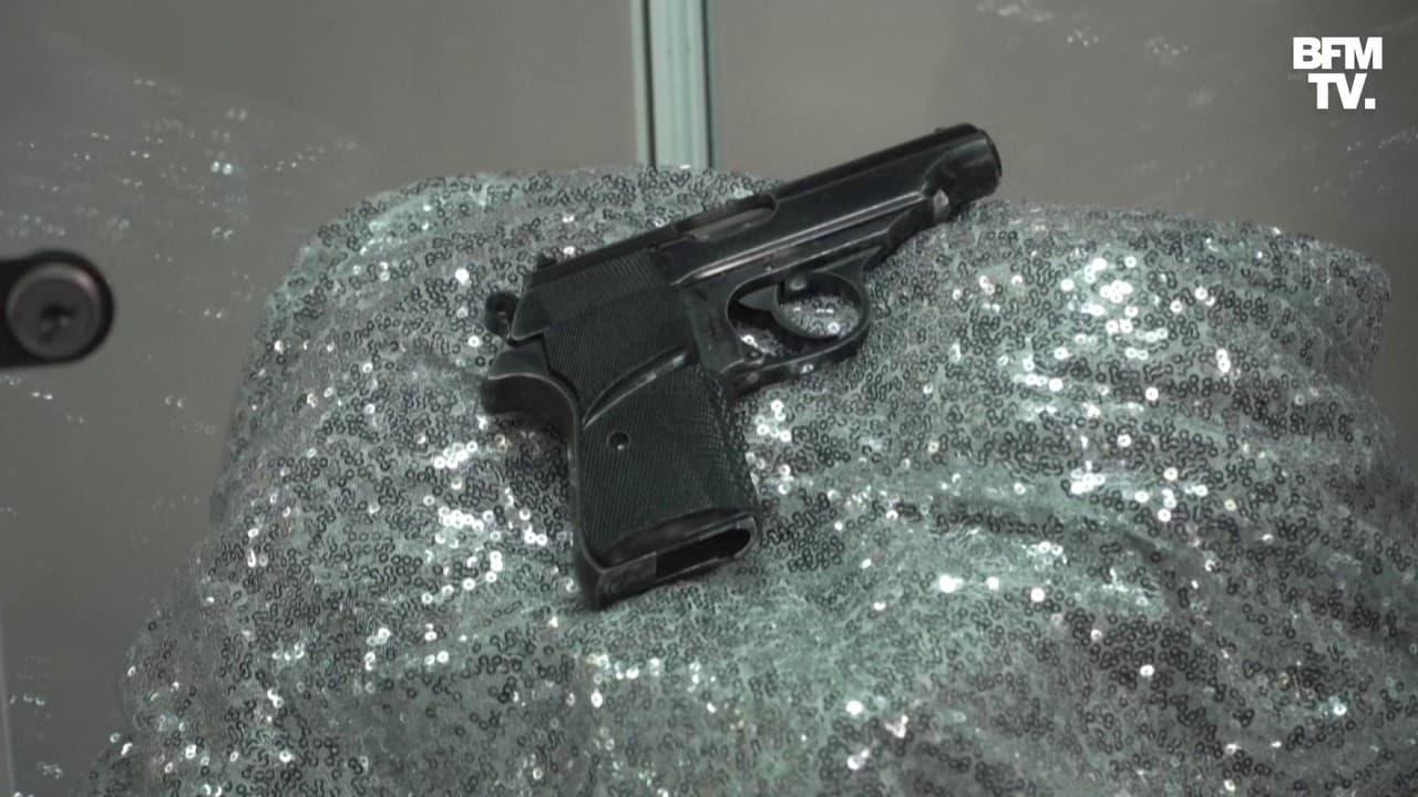 Le pistolet de Sean Connery dans le premier James Bond vendu 256.000 dollars aux enchères
