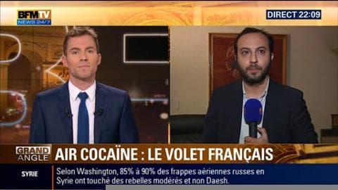 """Air Cocaïne: """"Franck Colin a réagi d'une manière assez positive au retour des deux pilotes en France"""", Jérôme Susini"""