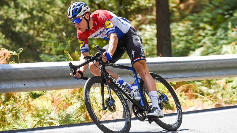 Cyclisme: Jakobsen reprend la compétition, huit mois après son grave accident