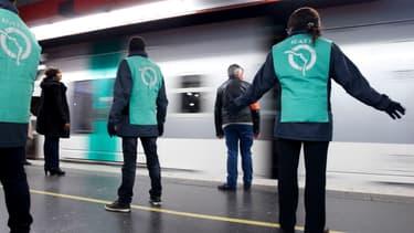 La RATP veut féminiser ses effectifs
