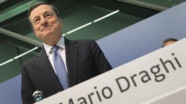 Mario Draghi devrait choisir de faire une pause