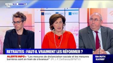Retraites: pourquoi Emmanuel Macron tient à sa réforme ? - 09/07