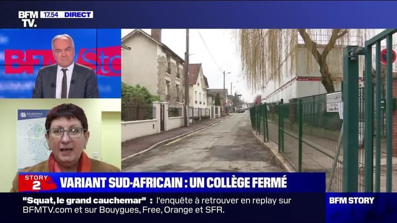 Story 4 : Un collège du Val d'Oise fermé après l'apparition du variant sud-africain - 08/02